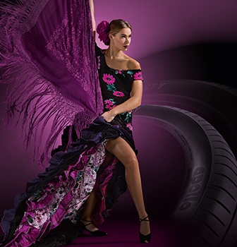Dancing all over the world with Apollo Tyres!