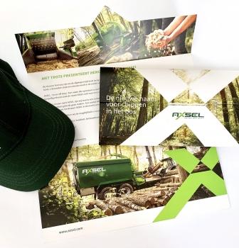 AXSEL: Een nieuwe naam in het bos