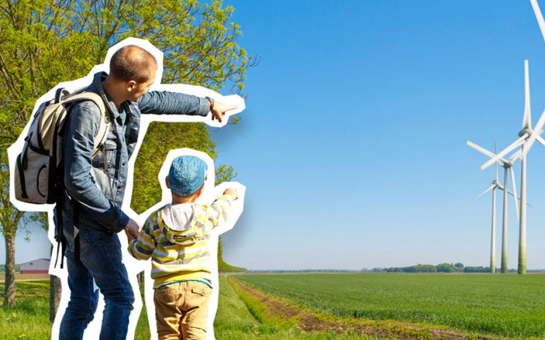 Puur Hollandse beelden voor Pure Energie